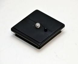 Velbon QB-4LC Quick release plate for Videomate 400 CX430 CX440 V5000 tr... - $15.49