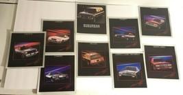 Lot of 9 1984 Chevy Trucks Cavalier Wagons Dealership Car Brochure Catalog - $42.70