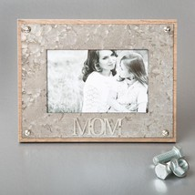 industrial style metal frame 4 x 6 from gifts by fashioncraft - MOM  - $16.99