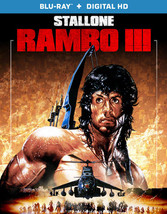 Rambo 3 (Blu Ray W/Digital Hd) (Ws/Eng/Eng Sdh/5.1 Dts-Hd)