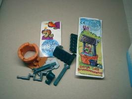 Kinder - 2002 Gorgh - das Brunnenmonster + paper + sticker - surprise egg - $1.50