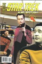Star Trek: Alien Spotlight: Q Comic Book Cover A Idw 2009 Near Mint New Unread - $4.99