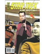 Star Trek: Alien Spotlight: Q Comic Cover A IDW 2009 NM - $5.00