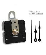 Takane Quartz Clock Movement Mechanism, Choose Your Hands and Size, USA ... - $10.82