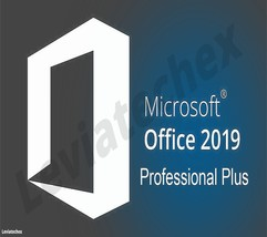 Office Professional Plus 2019 Flash Drive Fresh Install / LICENSE KEY - $24.99
