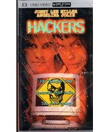 Hackers UMD Video For PSP - $9.95