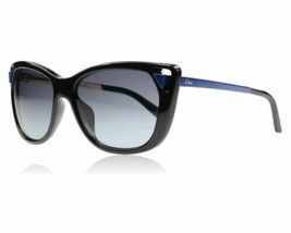 New Christian DIOR Chromatic 1/S 6LW-HD Black / Gray Sunglasses Authentic - $138.59