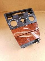 03-08 Toyota Corolla E120 Wood Grain Dash Radio Ac Control Bezel Trim Ash Tray image 1