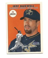 Jeff Bagwell 2000 Fleer Tradition Card #45 Houston Astros Free Shipping - $1.25