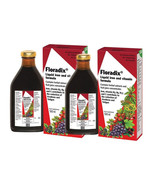 Floradix® Liquid Iron and Vitamin Formula 500 ml Free Shipping 2 PACK - $64.95