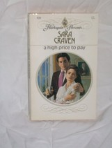 A High Price To Pay [Sep 01, 1986] Sara Craven