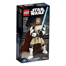 LEGO Star Wars 75109 Obi-Wan Kenobi Building Kit - $36.00