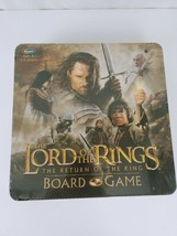 Lord Of Rings The Return Of The King Board Game In Tin Complete - $14.01