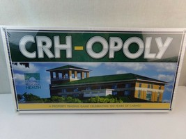 CRH-OPOLY Monopoly by Columbus Regional Health Indiana Limited series SEALED - $28.49
