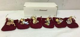 Studio Hummel Berta Littlest Angels Goebel Set of 6 - $46.28