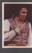 Elvis Presley Concert Photo Snapshot 1970s Rock N Roll - $7.42