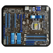 Mouse Pad Mainboard Asus Motherboard Computer Component Series For Video... - $6.00