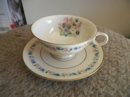 Theodore Haviland Fox Glove cup and saucer 4 available - $4.60