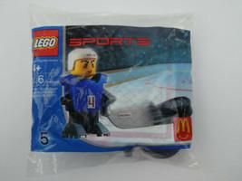 Lego McDonald's Happy Meal Sports Action Figure Toy #5 Hockey (2004) NIP - $3.42