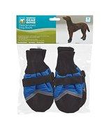 Guardian Gear Fleece-Lined Boots for Dogs, XS, Blue - $22.20