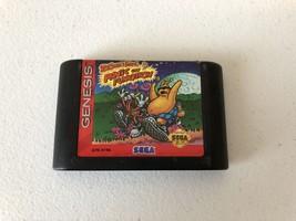 ToeJam and Earl in Panic on Funkotron - Sega Genesis - Cleaned & Tested - $19.64