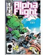 Alpha Flight Comic Book #29 Marvel Comics 1985 VERY FINE - $2.25