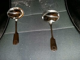 WALLACE COUNTRY SHELL Stainless 18/10 LADLE NOS 2 available Price Per Each - $39.99