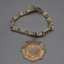 Vintage Coro Signed Bracelet Costume Jewelry 1960's - $19.79