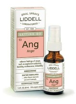 Liddell Letting Go Anger Homeopathic Oral Spray - 1 fl. oz - $19.39
