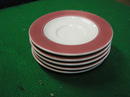 "Vintage HOMER LAUGHLIN ""Best China"" ....5 SAUCERS - $19.39"