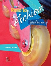 Read to Achieve: Comprehending Content Area Text, Content Reader: Comprehending