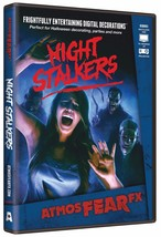 Night Stalkers DVD AtmosFear FX Digital Decoration Haunted House PROJECT... - €29,06 EUR