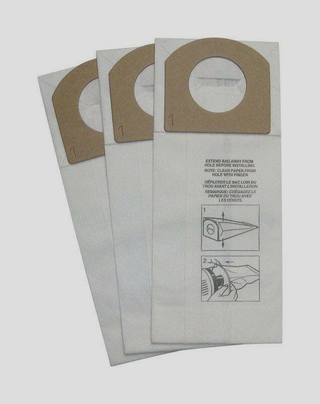 New! 3pk DIRT DEVIL Royal Hand Held Vac Vacuum Cleaner Bags Style G 3-010347 NIP