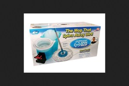 New Hurricane 360 Spin Mop by BulbHead - Foot-O... - $61.70