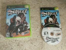 NFL Street 2 (Microsoft Xbox, 2004) Complete W/Manual CIB - $14.80