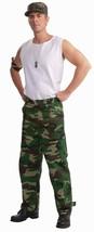 Forum Combat Hero Camouflage Pants Halloween Costume Accessory 66131 - $22.19