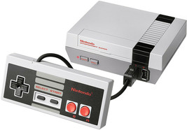Nintendo Entertainment System: NES Classic Edition W/Games Included - $94.04