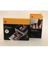 Kodak Photo Printer w/ Dock PD450W + 40 sheets paper - $140.00