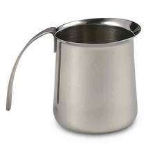 Mr. Coffee Milk Frothing Pitcher - 32 Oz Stainless Steel Milk Frothing P... - $16.95