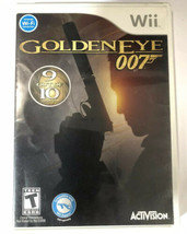 GoldenEye 007 (Nintendo Wii, 2010) Complete with Manual - $14.36