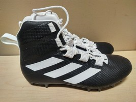 Adidas Freak Carbon High Cleats Black/White Size 13 F97492 - $33.25
