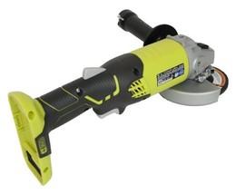 "Ryobi ZRP421 ONE Plus 18V Cordless 4-1/2"" Angle Grinder Bare Tool - $89.48"