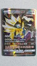READ WELL TCG Pokemon Orica Proxy Dusk Mane Necrozma Ex Gx Mega Foil Ful... - $1.99
