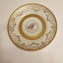 "Royal Bavarian Hutschenreuther Cabinet Plate Favorite Gold 10.5"" - $39.00"