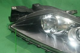 07-09 Mazda CX-7 CX7 Halogen Headlight Driver Left Side LH - POLISHED image 4