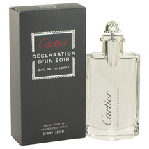Declaration D`un Soir by Cartier Eau De Toilette  1.7 oz, Men - $58.11