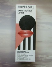 Covergirl Exhibitionist Lip Kit 240 Caramel Kiss 200 In the Nude - $4.00