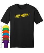 Scoundrel Mens Gildan Funny T-Shirt New - $19.50
