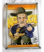 Nokie Edwards The Ventures Glass Hanging Panel With Chain - $24.95