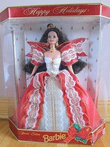 Barbie Happy Holidays Doll - Special Edition 10th Aniversary Hallmark 5t... - $39.99